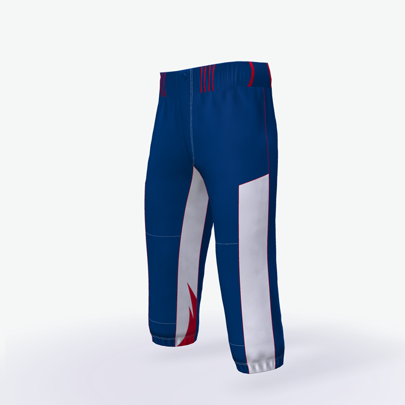 Design your own wholesale baseball pants youth or adult size