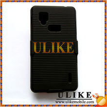 For LG optimus G E973 E975 E976 Combo Holster Case