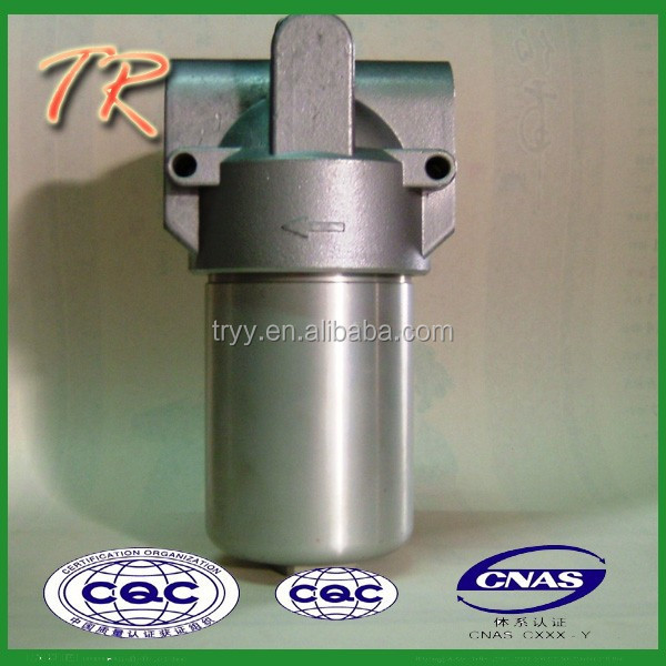 PMA series low pressure filter for oil treatment system