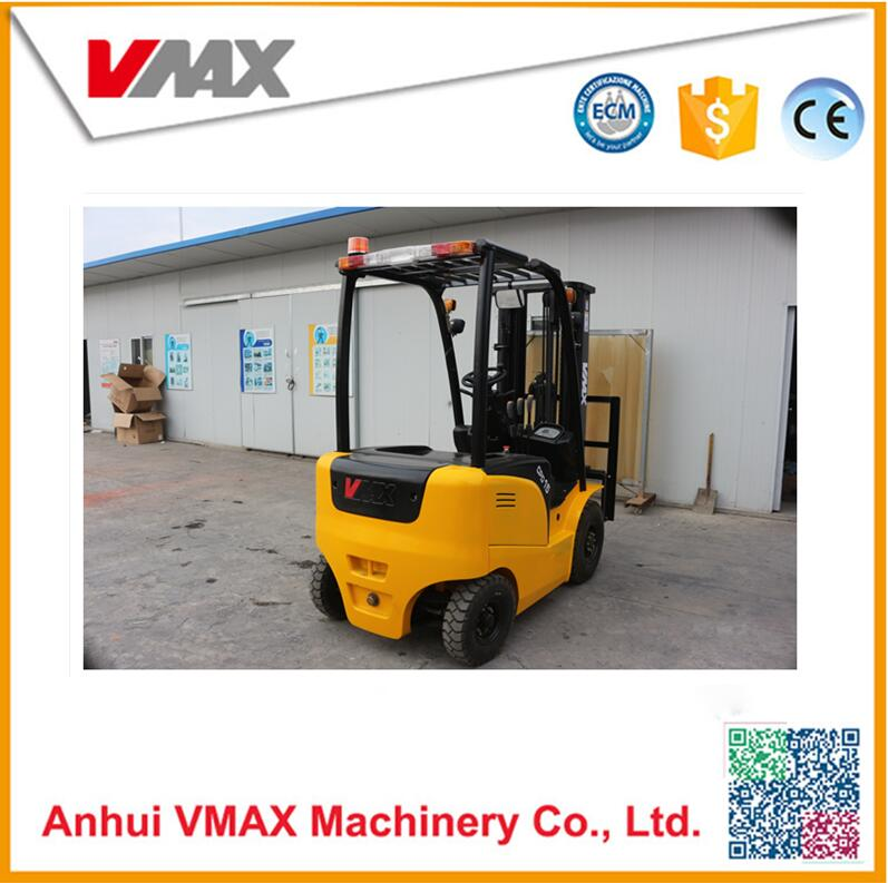 The country specializing in the production of export of miniature electric forklift small battery fork lift