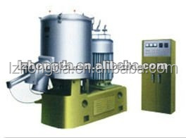 High Speed Plastic Resin mixer machine for PS PP PE PVC