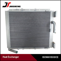Wholesale Aluminum Transmission Oil Cooler For Excavator