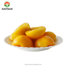 Fresh canned yellow peach 425g exporter