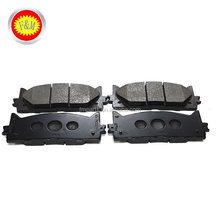 High Performance Wholesale Factory Genuine Parts Front Brake Pads Rav4 04465-YZZDY