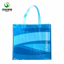 Unique design cheap price durable waterproof women tote shopping bag
