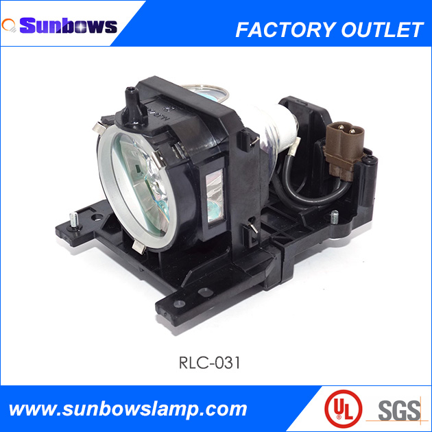 Sunbows RLC-031 Replacement Lamp Projector For VIEWSONIC PJ758 / PJ759 / PJ760 Projectors