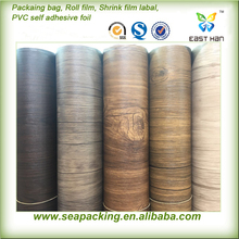 Self Adhesive Wood Film Wallpapers Sticker For New House Inter Decoration