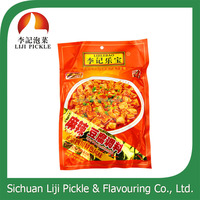 Quality guarantee liquid spicy hot bean curd seasoning, mapo tofu seasoning