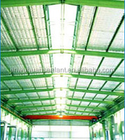 FRP pultrusion color steel panel roof tile