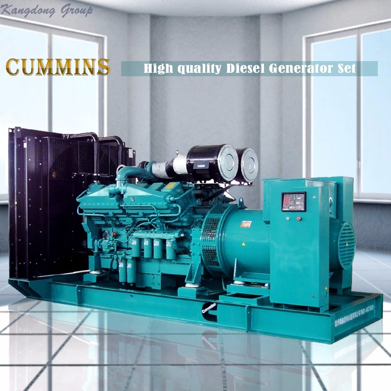 200kW Three Phase Marine Diesel Generator with Cummin Engine 250kVA