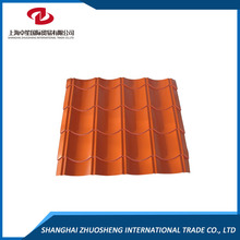Prepainted GI Steel Coil / PPGI / PPGL Color Corrugated Sheet
