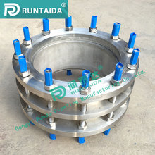 New Design stainless steel pipe fitting dismantling joint