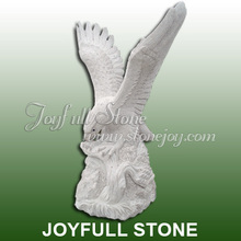 G672 Eagle Statue, Granite eagle sculptures