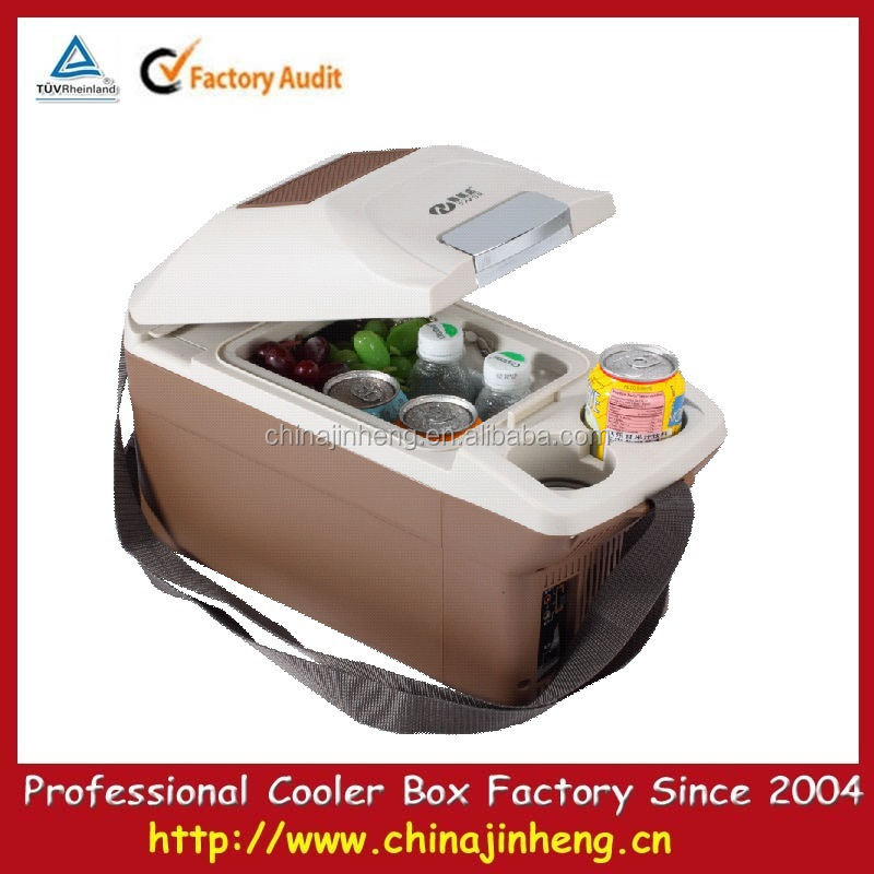 9L mini portable car <strong>refrigerator</strong>,mini car freezer for traveling