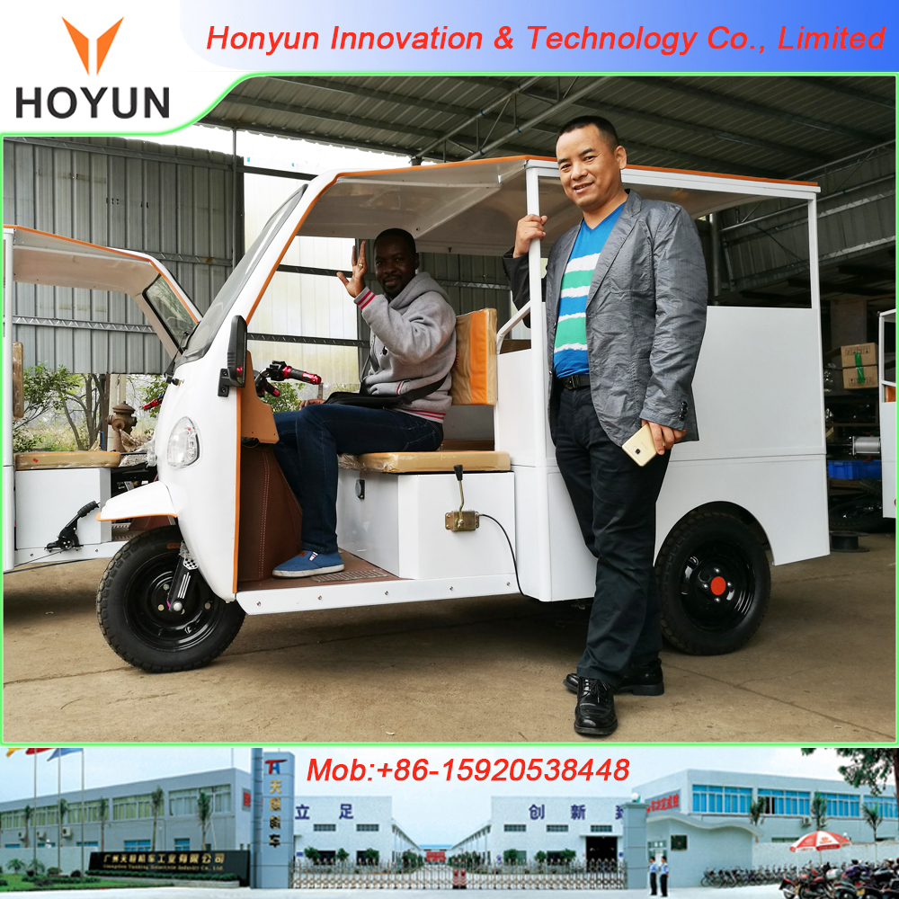 Suit for 6 people HOYUN Wuyang Haojin Passenger Electric Tricycle