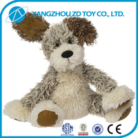 high quality fashion new style doll manufacturer stuffed plush dog toy