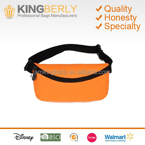 Big Mango Fashion Sports Big Capacity Multipurpose Waist Bag Chest Pack with Adjustable Belt Fanny Pack