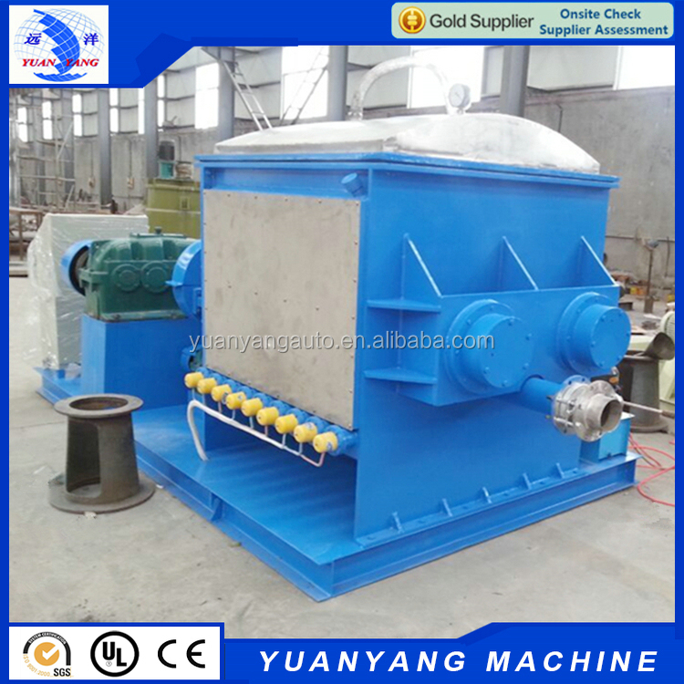 China supplier sales screw extruding sigma blade mixer 500L silicone rubber double sigma kneader