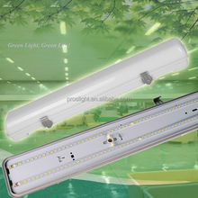 SMD 2835 vapor tight led batten light replacement for t8 batten fitting