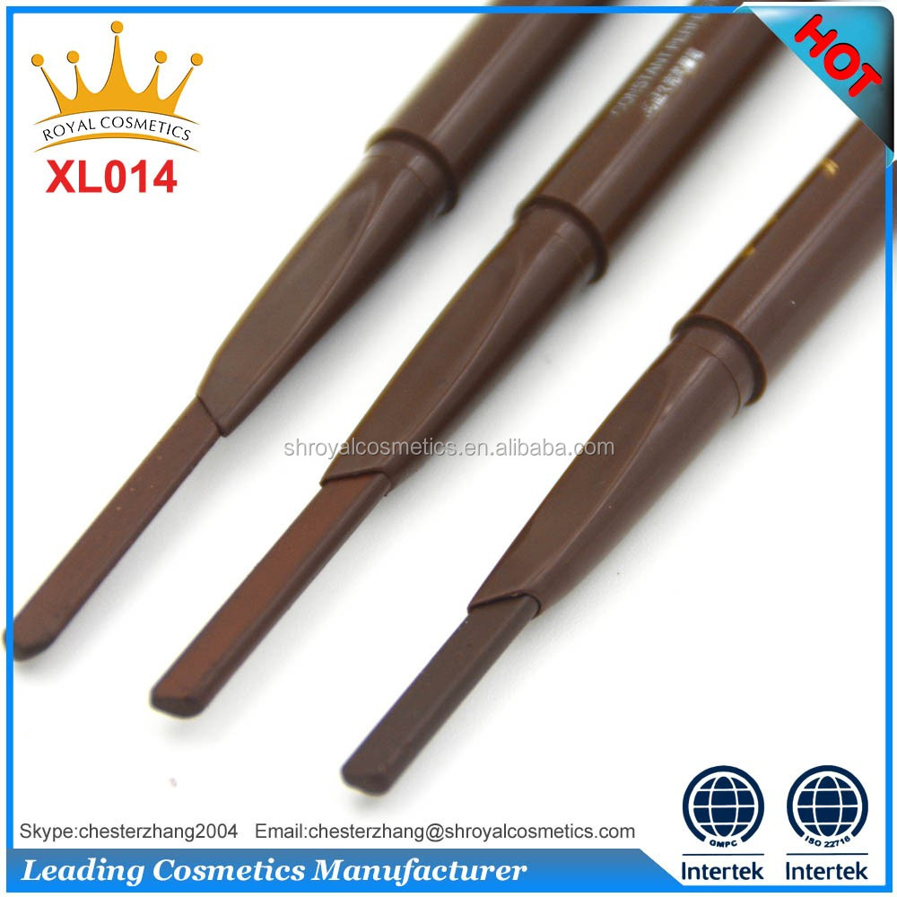 OEM manufacturer eyebrow pencil good quality