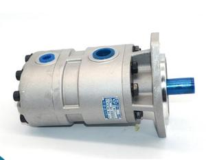 PC50UU-1 gear pump 20t-60-00400 p50 hydraulic gear pump, Excavator Main Pump