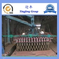brick factory industrial tunnel oven, gas tunnel oven