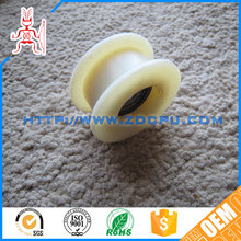 Long service life low noise aging resistant plastic pulleys for sale