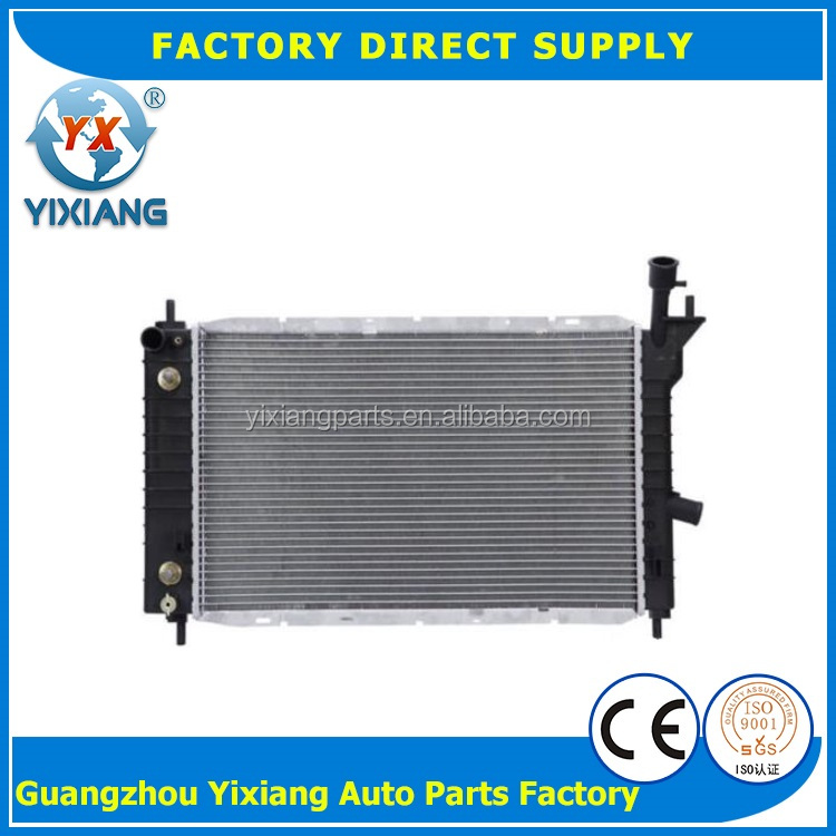 Electric Car Auto Air Conditioning Radiator For Ford Tempo F23H8005AA