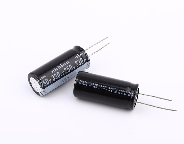 2017 New Product 250v 330uf Electrolytic Capacitor