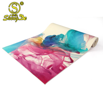Good Quality PVC Yoga Mat OEM 6p Free Made in China