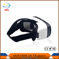 2016 factory supply vr space 2.0 virtual reality programs virtual eye glasses with low price