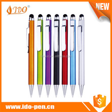 Newest design high quality stylus pen, stylus pen with light,stylus pens with glitter