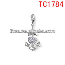 TC1784 faith,love,hope style design pendant&charm fashion jewelry