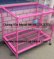 heavy gauge welded wire mesh panels/aviary cage panels