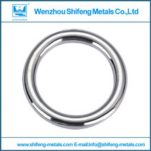 Welded O rings;stainless steel ring; 0 ring