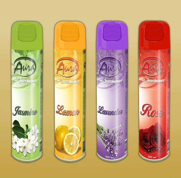 Aura Air Freshner