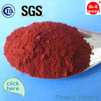 industrial grade iron oxide red y101