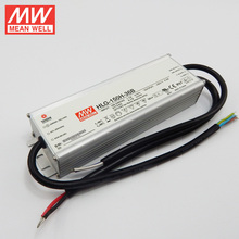 MEAN WELL 40W to 600W 7 yrs aluminum case 30-36V dimmable led driver dimming HLG-150H-36B