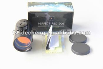 1x30 /1x3211mm /22mm mount red dot sight with covers