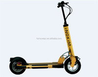 hub motor INOKIM MYWAY electrical 2 wheels pneumatic tires 10 inch scooter, folding 10 inch scooter, portable 10 inch scooter