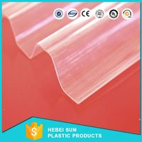 large corrugated plastic roofing plastic roofing polycarbonate corrugated sheet