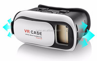 VR BOX 3D Glasses Custom Cell Phone Case with LED Light for iphone 5se,6s,6splus
