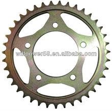 Custom motorcycle sprocket