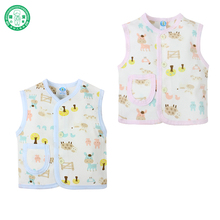 2017 high quality newborn baby clothes kids vest china factory baby vest