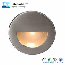 IP65 3W Recessed Mount Indoor Floor LED Step Lights