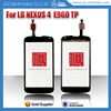 Low price china mobile phone accessories touch screen assembly for LG NEXUS 4 E960
