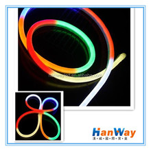 High bright !!! RGB LED Neon Flexible Soft Neon With Seven Changing Colors/RGB LED Neon flex/Flexible neon shower lighting