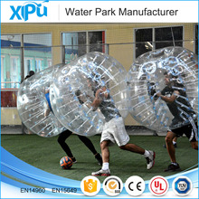 High quality inflatable bubble soccer body zorb ball