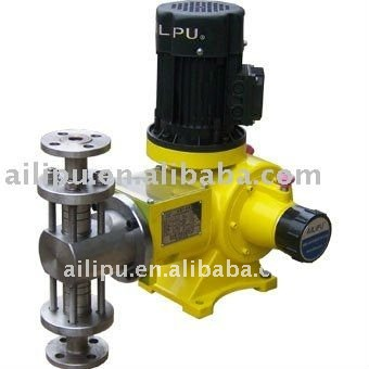 J1.6A Industrial Electric Chemical Piston Dosing Pump