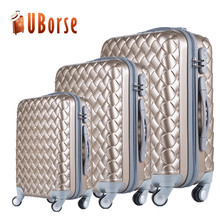 "20"" 24"" 28"" hot sale travelling luggage set,aluminum suitcase,used luggage for sale"